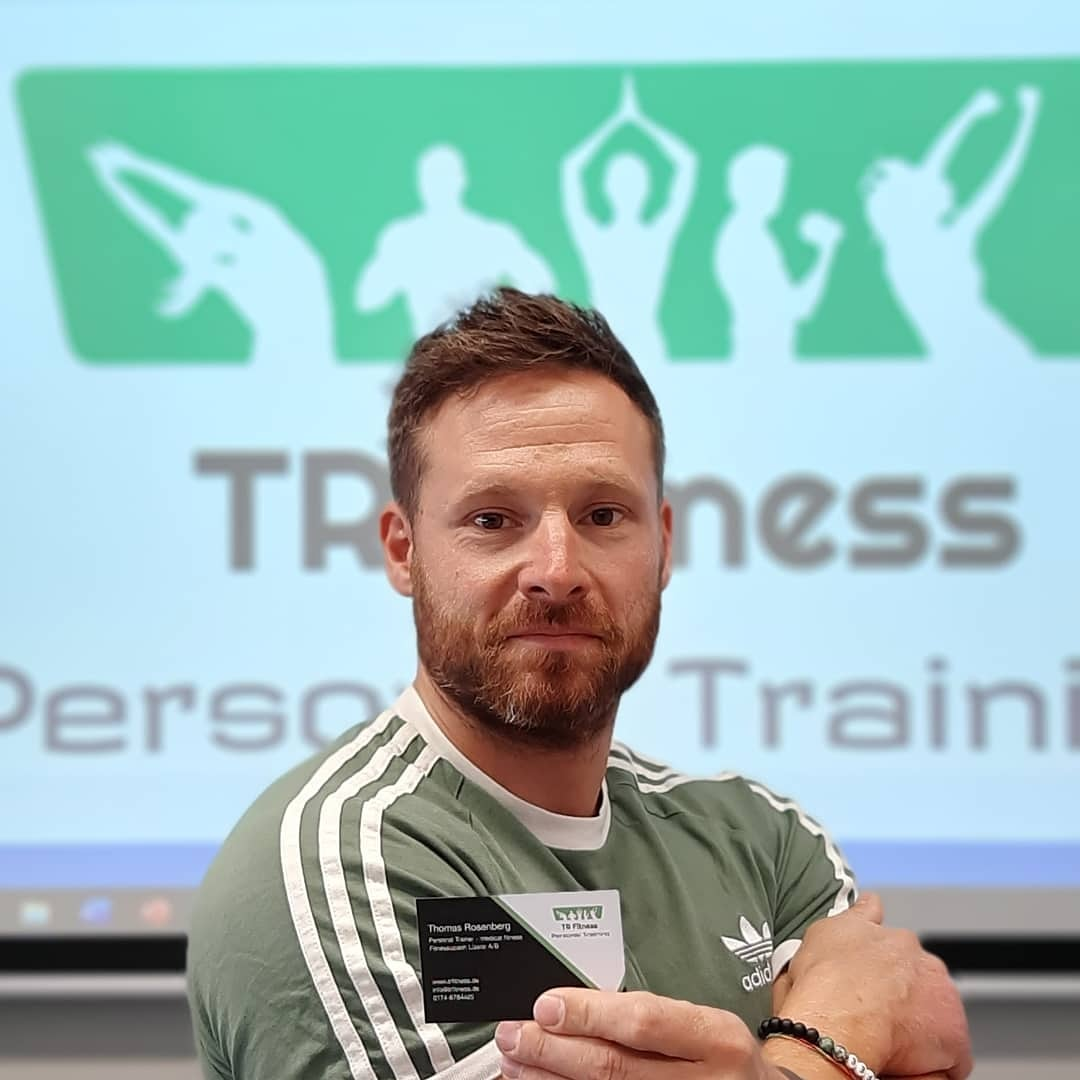 Profilbild Fitnessstudio Thomas